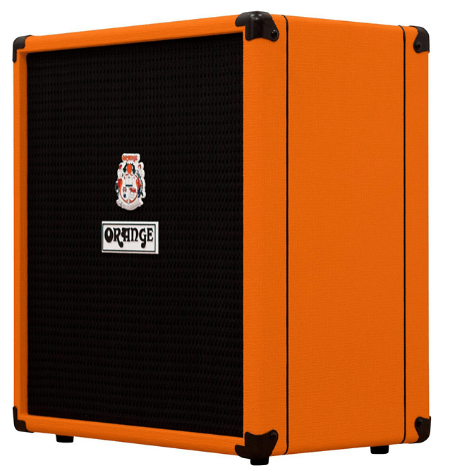Orange Amplifiers Crush Bass 50 50W 1x12 Bass Combo Amplifier | Guitar Center