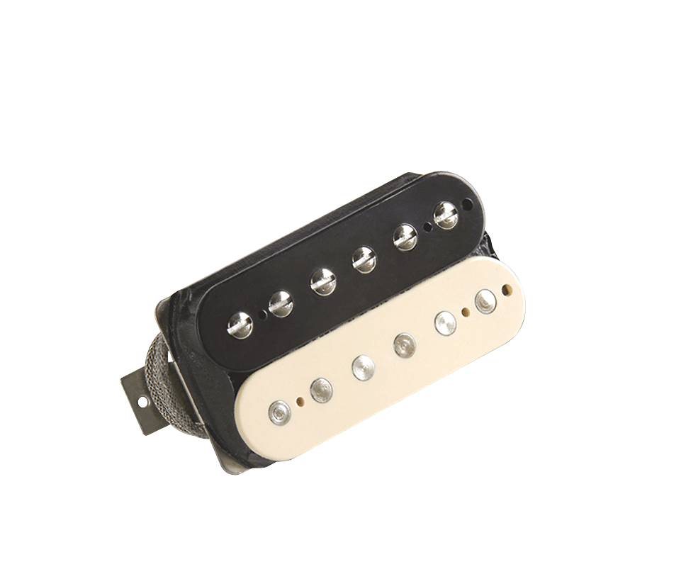 Gibson Burstbucker 3 4-Conductor Pickup Zebra | Guitar Center