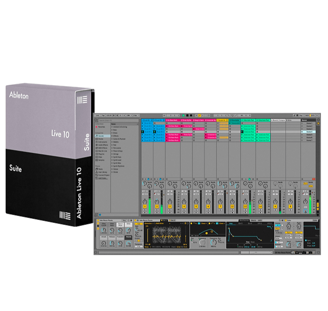 Ableton Live 10.1 Suite (Software Download) | Guitar Center