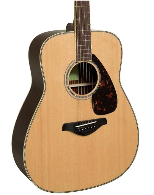 Yamaha FG830 Dreadnought Acoustic Guitar | Guitar Center