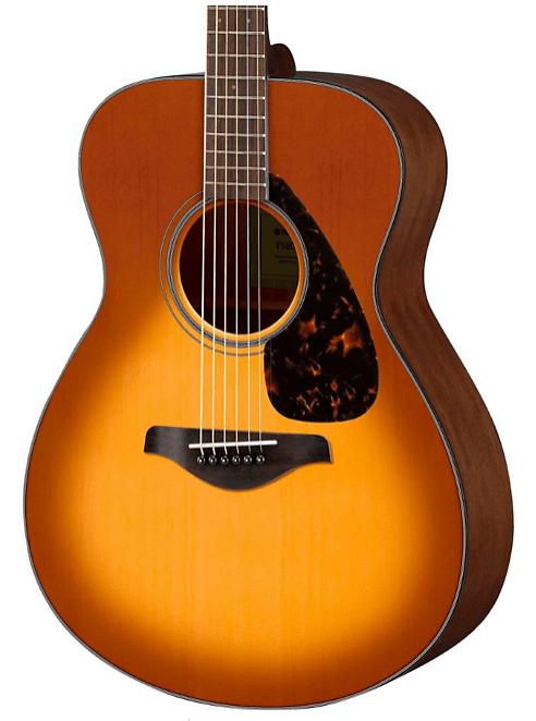 Yamaha FS800 Folk Acoustic Guitar Sand Burst | Guitar Center