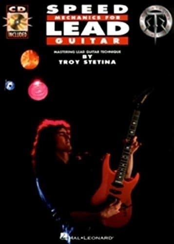 Hal Leonard Speed Mechanics for Lead Guitar Book/CD | Guitar Center
