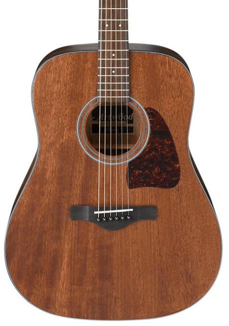 Ibanez AW54OPN Artwood Solid Top Dreadnought Acoustic Guitar | Guitar Center