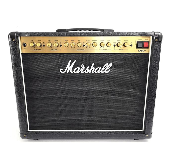 Marshall DSL40C 40W Tube Guitar Combo Amp | Guitar Center
