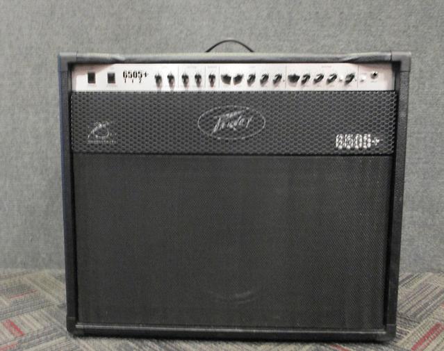 Peavey 6505 Plus 60W Tube Guitar Combo Amp | Guitar Center