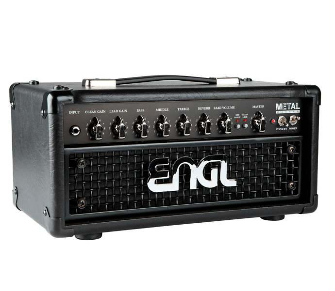 Engl MetalMaster 20W Tube Guitar Amp Head with Reverb | Guitar Center