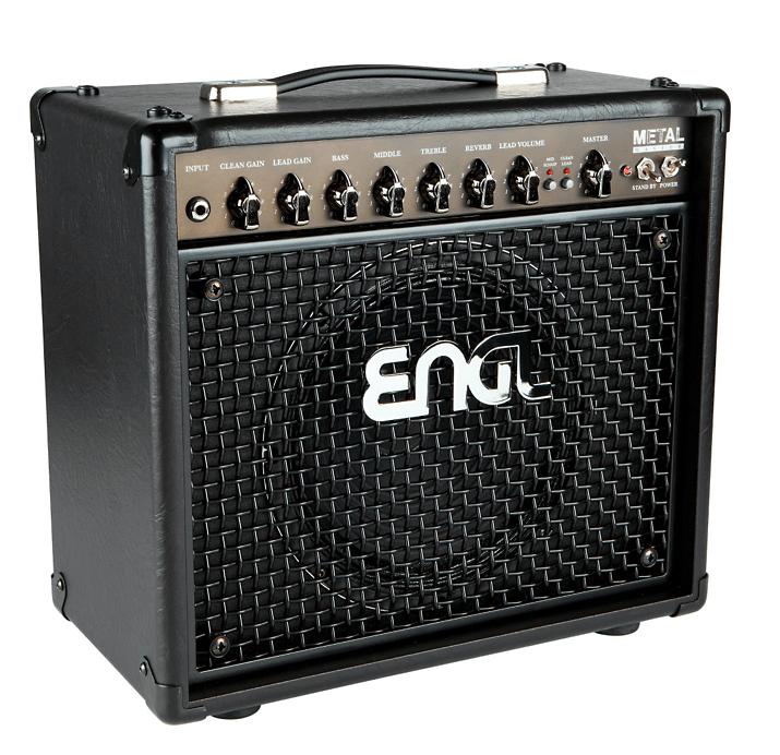 Engl MetalMaster 20W Tube Guitar Combo Amp with Reverb | Guitar Center