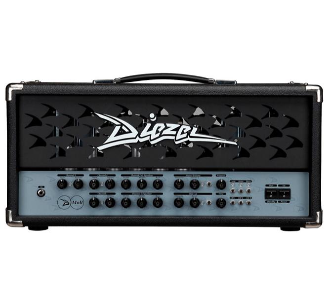 Open Box Diezel D-Moll 100W Tube Guitar Amp Head | Guitar Center