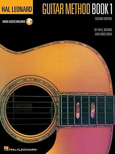 Hal Leonard Guitar Method Book 1 (Book/Online Audio) | Guitar Center