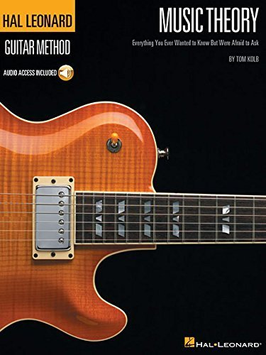 Hal Leonard Music Theory for Guitarists (Book and Online Audio Package) | Guitar Center