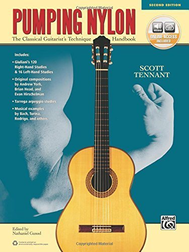 Alfred Pumping Nylon Book 2nd Edition | Guitar Center