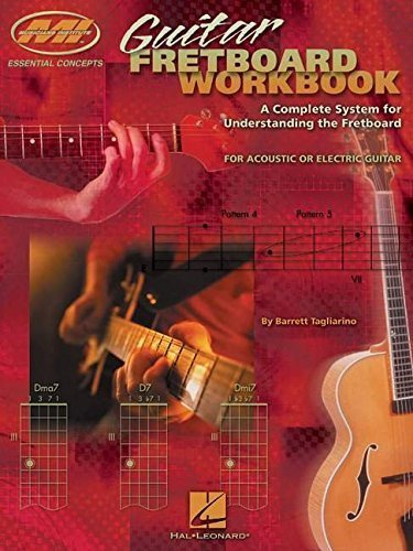 Musicians Institute Guitar Fretboard Workbook Book | Guitar Center