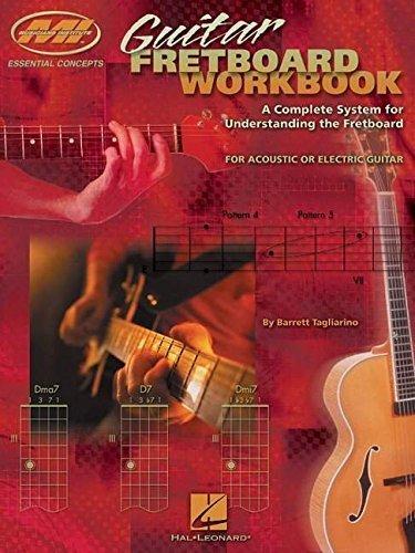 Musicians Institute Guitar Fretboard Workbook Book | Guitar Center