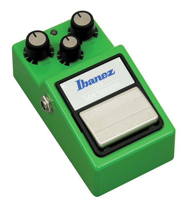 Ibanez TS9 Tube Screamer Effects Pedal
