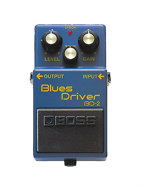 Boss BD-2 Blues Driver Pedal | Guitar Center
