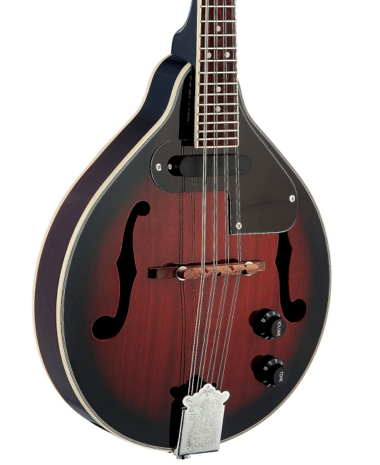 Stagg Acoustic-Electric Bluegrass Mandolin