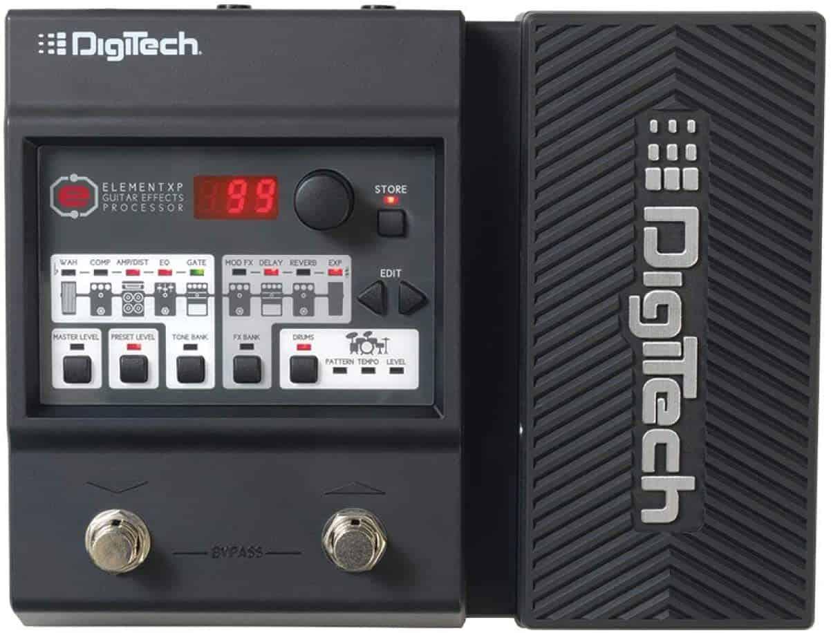 Digitech Element XP Multi-Effects Pedal