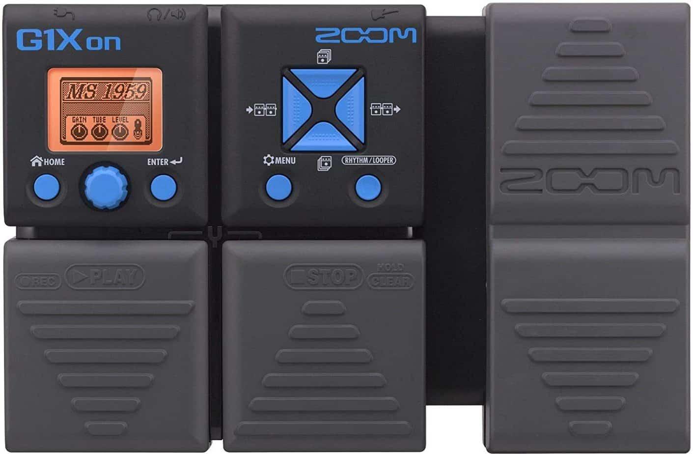 Zoom G1Xon Effect Processor | Guitar Center