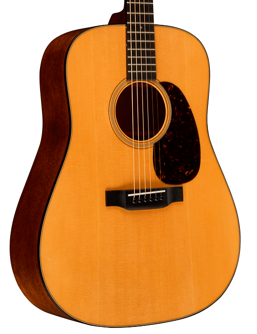 Martin D-18 Standard Dreadnought Acoustic Guitar | Guitar Center