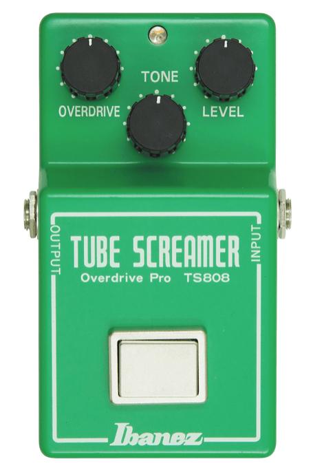 Ibanez TS808 Vintage Tube Screamer Reissue Overdrive Pedal | Guitar Center