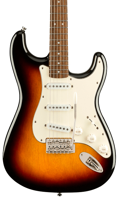 Squier Classic Vibe 60s Stratocaster Electric Guitar | Guitar Center