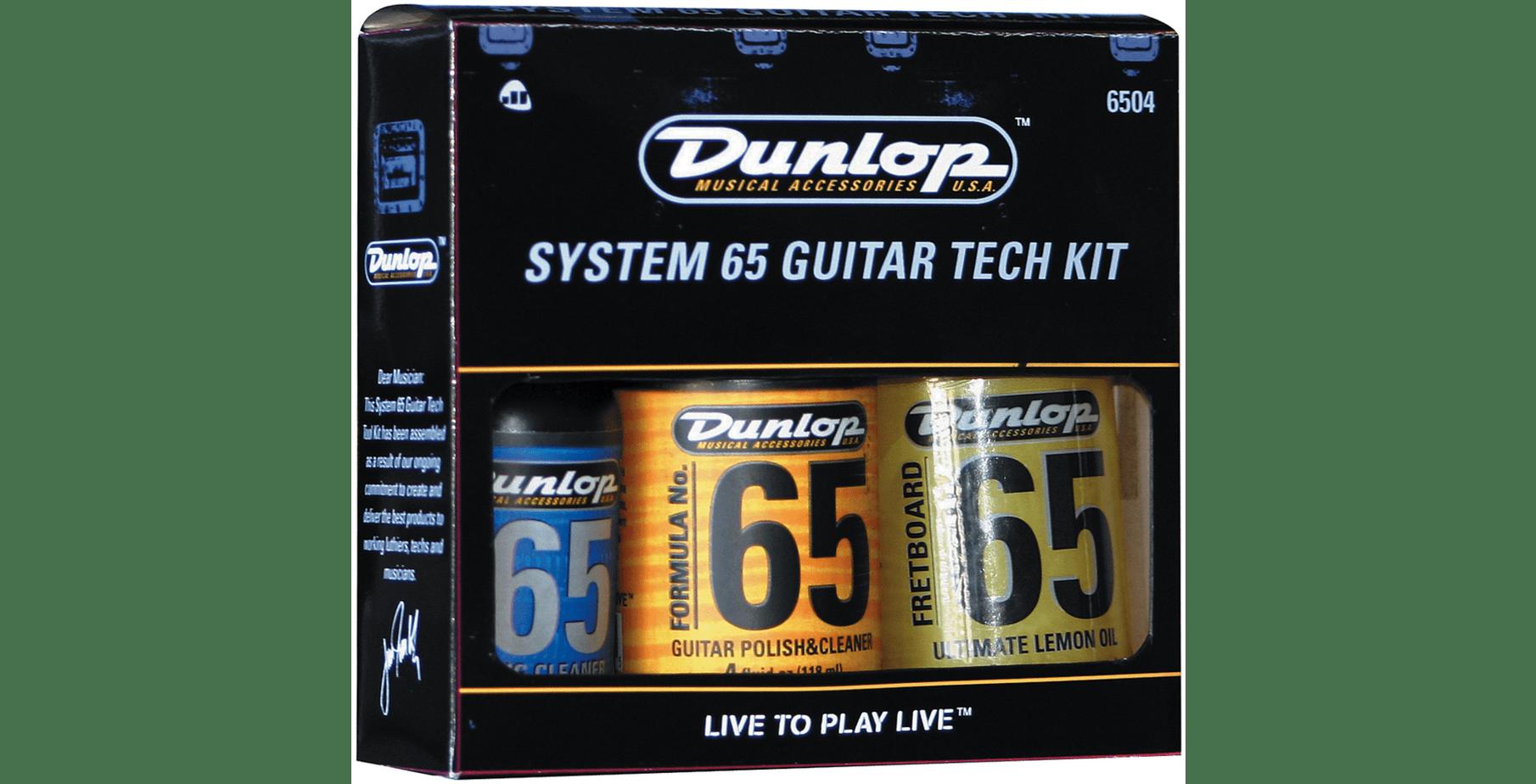 Dunlop Formula 65 Guitar Tech Kit | Guitar Center