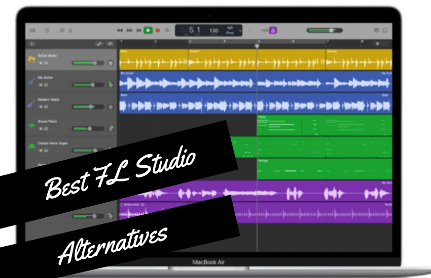best fl studio alternatives