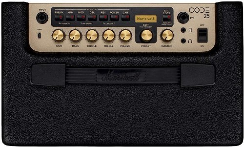 marshal amps code 25