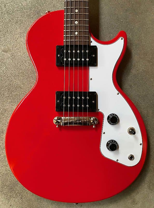2017 Gibson S Series Les Paul M2 Bright Cherry Electric | Reverb