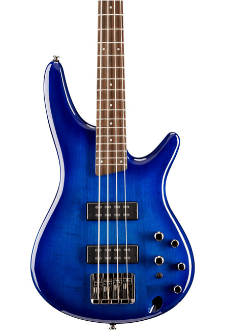 Ibanez SR370E Bass Sapphire Blue   Guitar Center