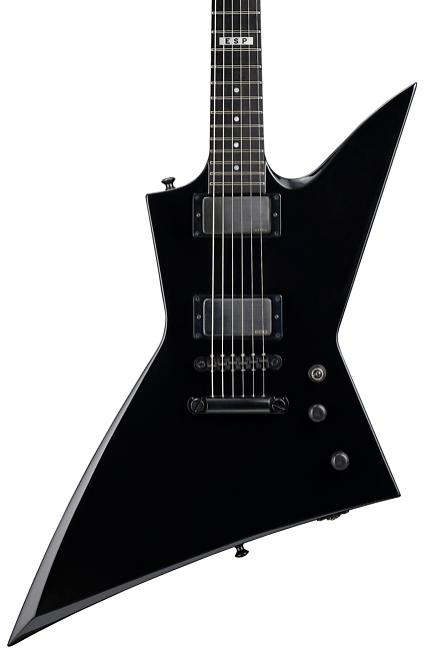 ESP E-II EX NT Electric Guitar Black | Guitar Center