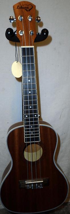 Lohanu Concert Natural Ukulele | Guitar Center