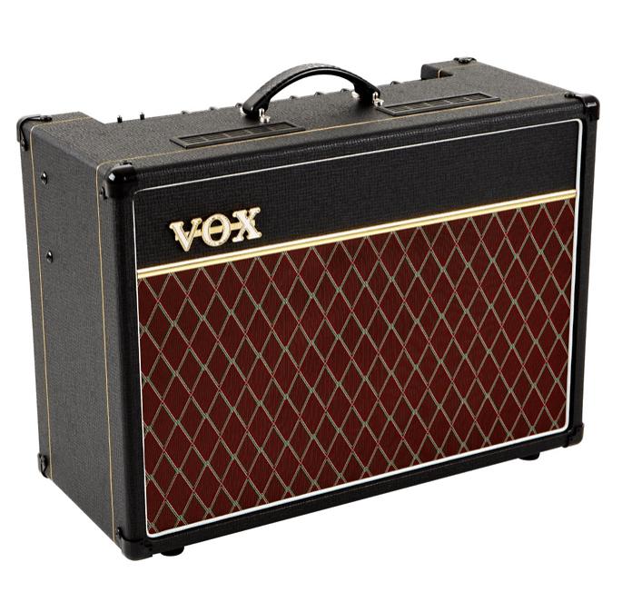 Vox AC15C1X 15W Tube Guitar Combo Amp | Guitar Center