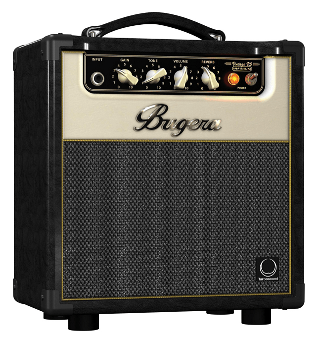 Bugera V5 Infinium 5W 1x8 Guitar Combo Amp | Guitar Center