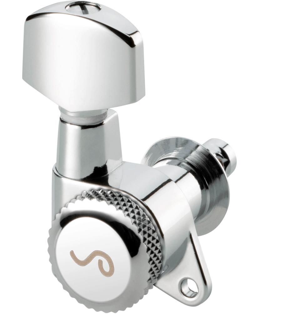 Schaller M6 135 Locking 6 inline Tuners | Guitar Center