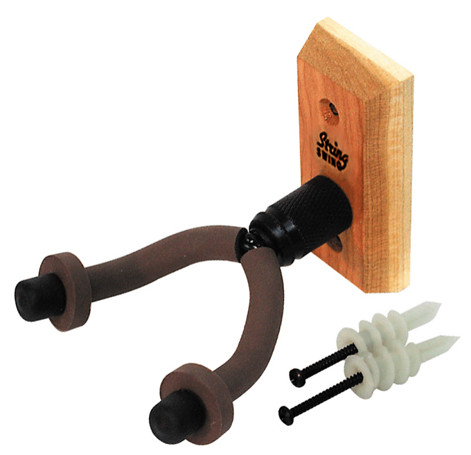 String Swing Wood Guitar Wall Hanger | Guitar Center
