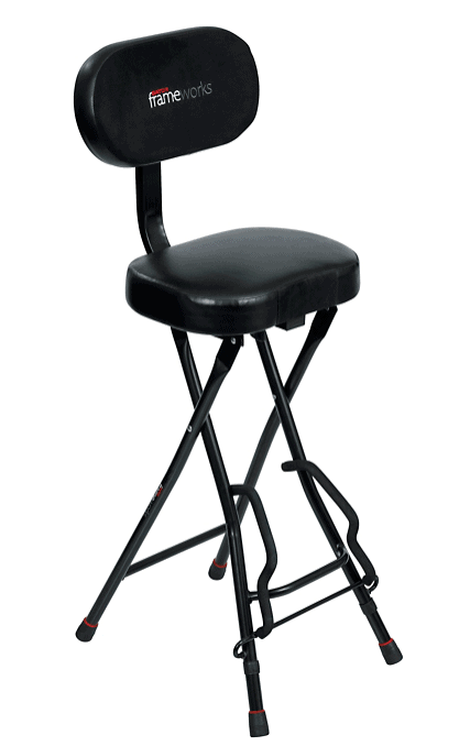 Gator Guitar Seat and Stand Combo | Guitar Center