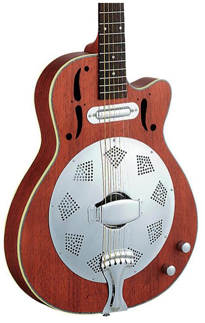 Dean CE Cutaway Acoustic-Electric Resonator Guitar | Guitar Center