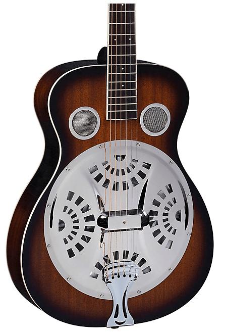 Regal RD-30T Studio Series Roundneck Resophonic Guitar | Guitar Center