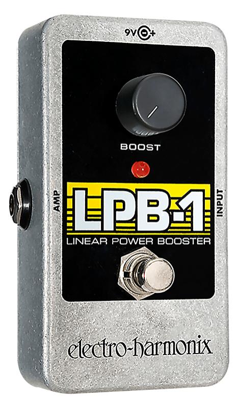 Electro-Harmonix Nano LPB-1 Linear Power Booster Guitar Effects Pedal   Guitar Center