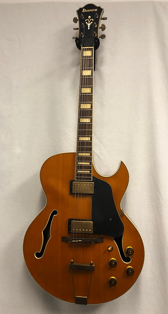 Ibanez AKJV90D-DAL-12-01 Hollow Body Electric Guitar   Guitar Center