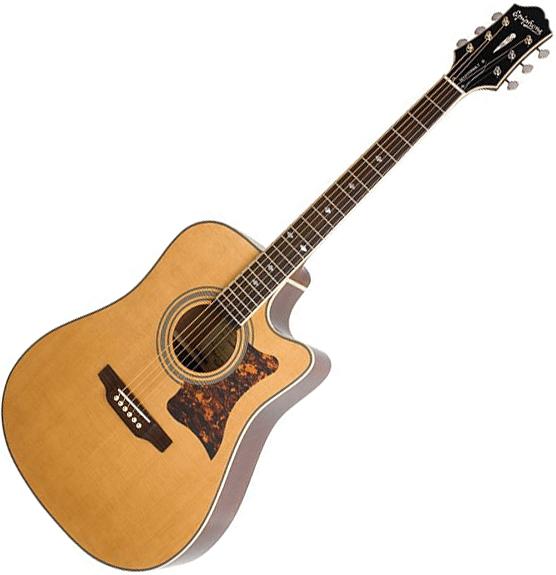 Epiphone Masterbilt DR 500MCE guitar