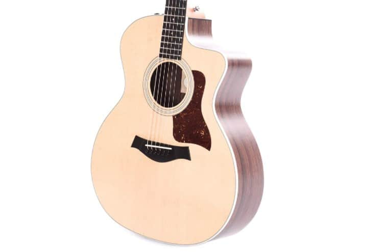 Taylor 214ce Rosewood Grand Auditorium
