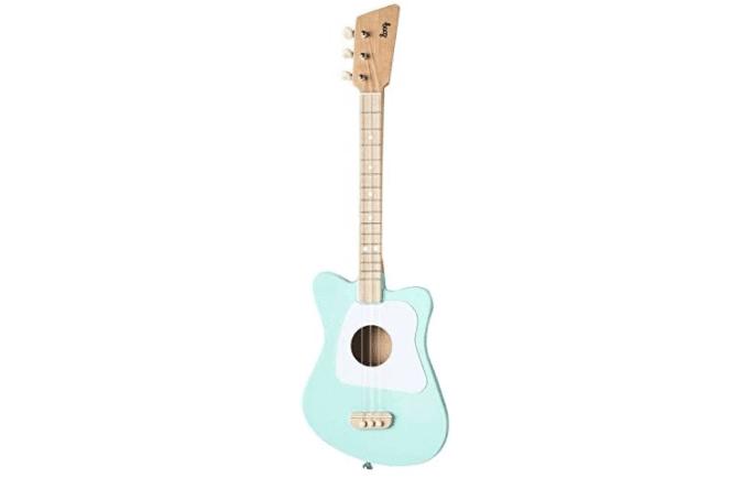 blue loog guitar