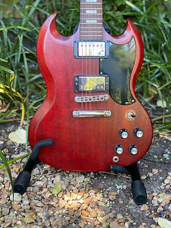Gibson SG Special 2017 Cherry | Reverb