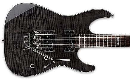 ESP/LTD M-100FM Electric Guitar | Reverb