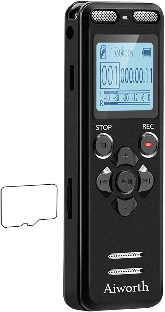 Aiworth Digital Recorder