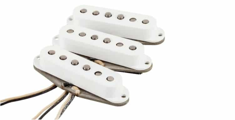 Fender Custom Shop 1969 Strat Pickup Set