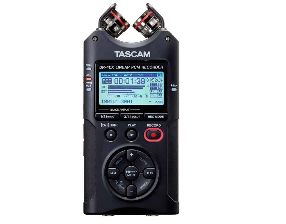 Tascam DR 05 vs Zoom H1 Alternatives