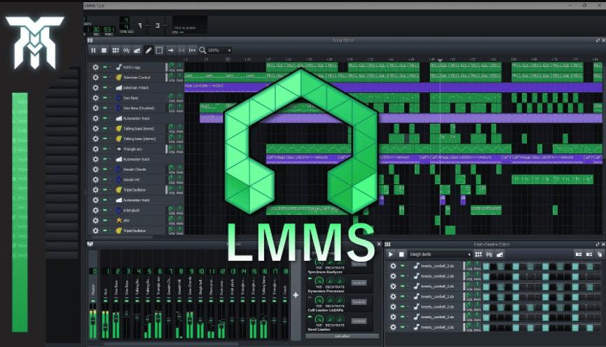 lmms FL Studio Alternative